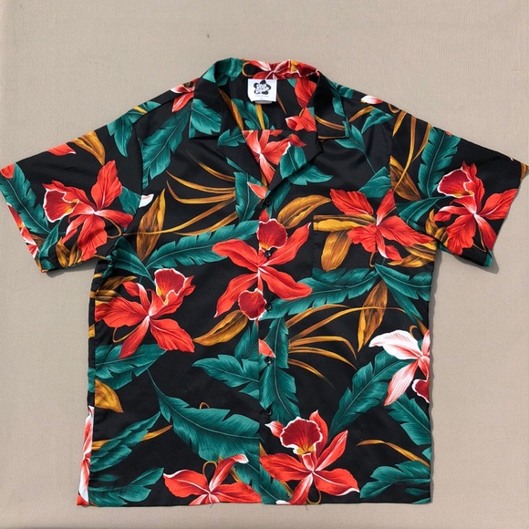 77276189 Hilo Hattie Shirts   Vintage 80s Hawaiian Shirt   Poshmark